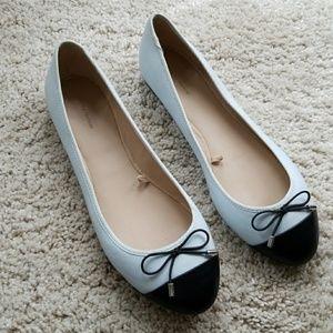 Zara flats shoes size 9